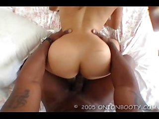 Nice ebony ass