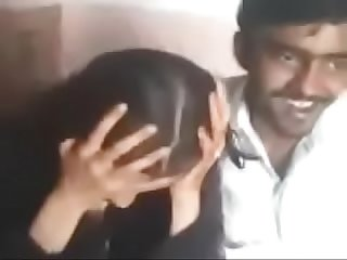 Cute Pakistani Wife Having Fun With Boy Friend