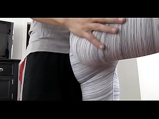 Son fucks not mom while she does yoga watch pt 2 at mylocalcamgirls com