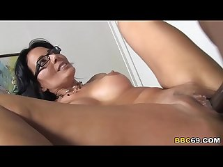 Horny Cougar Zoe Holloway Wants Her Patient's BBC