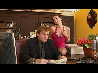 Allie Haze Banged At Work