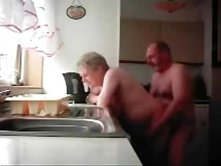 Lol period mum and daddy caught having fun in the kitchen period hidden cam