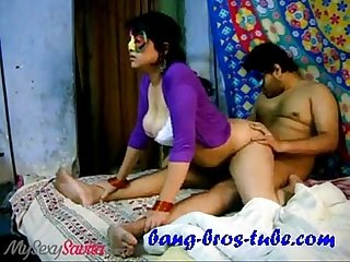 Indian amateur savita Bhabhi hardcore sex in reverse cow girl