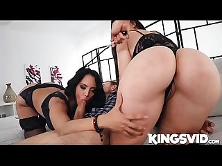 Marta lacroft katrina moreno in thick euro chicks