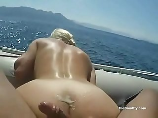 theSandfly Incredible Vacation Orgasms!