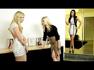 Girlsway samantha rone india summer charlotte stokely