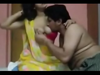 Indian bhabhi giving A handjob brother in law boobs sucking hottest sex comma latest scandal in hind