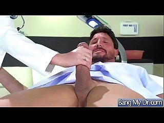 lpar brooke wylde rpar hot patient get seduced and hard nailed by doctor Mov 10