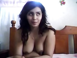 Horny paki horny Bhabhi samira wid dirty audio new