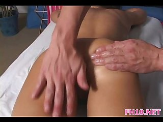 Cute and sexy 18 year old pretty girl gets fucked hard