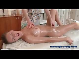 Boob massage and pussy fuck for a sexy babe
