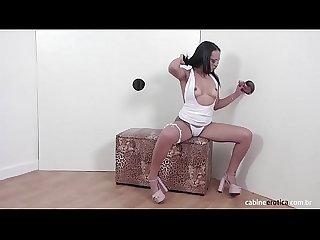 Aninha Galzerano gloryhole slut!