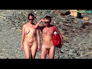 Skinny Amateur Voyeur Beach Teen NUDIST