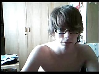 Camjerker with glasses