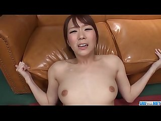 Hitomi oki severe fucked and made to swallow spunk more at 69avs com