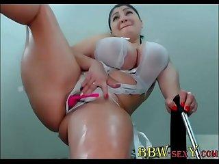 Booty latina dannix masturbates and squirts like niagara falls bbw sexy com