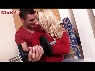 LETSDOEIT - Busty Blonde Victoria Summers Seduced and Fucked In Her Trip To Prague
