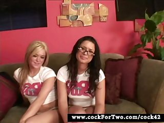 Cock for two eva angelina vs crista moore