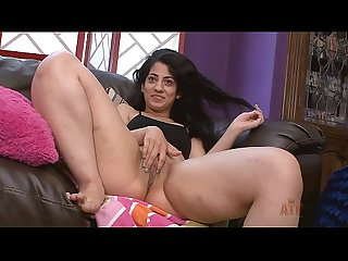 Hot pakistani bitch nadia ali masturbates desperately with toys