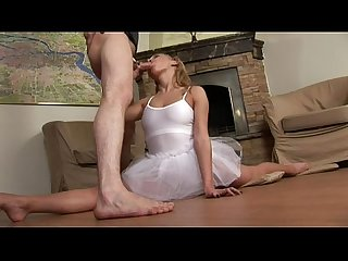 Sex with flexi ballerina teen