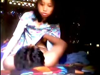 Beautiful Desi indian college girl fuck with her boy friend