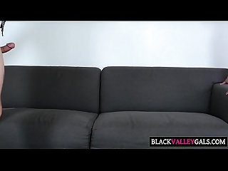 Big Brown Ass Chanell Heart Gets Fucked