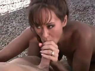 Asia carrera shower
