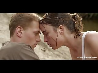 Adele haenel showing her boobs outdoor makingout the combattants