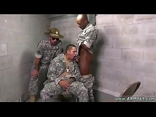 Tubes of straight soldiers pissing at urinals and hot guys military