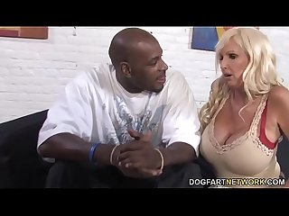 Tia gunn and angel cakes fucks black dick