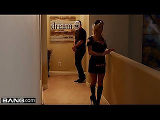 BANG Confessions - Alexis Fawx gives her stepson a Halloween Treat