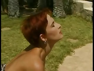Veronica Sinclair outdoor anal