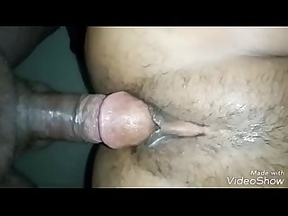 Indian wife Close Pussy showing and fucking very Hot.MP4