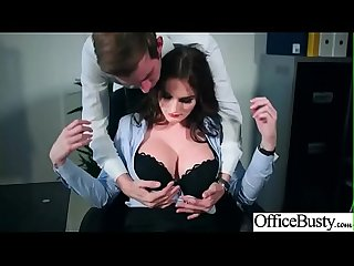 Hardcore Bang With Horny Big Tits Office Girl (Marie Clarence) video-17