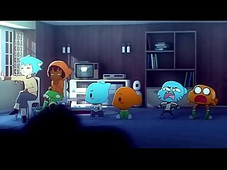 The Amazing World of Gumball-Manyakis Comp (ACDC-YSmaNL)