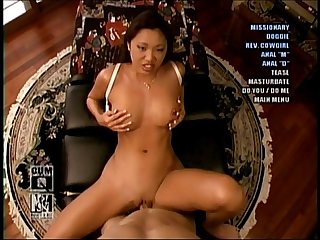 sexy asian miko lee rides your cock virtual pov