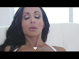 PureMature - Hot vixen Jewel Jade begs for anal sex