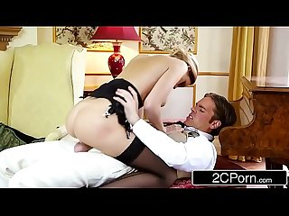 Portuguese Maid Erica Fontes Gets Pounded