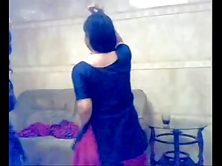 Indian hot dance