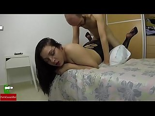 Dndole bien a Pamela en la cama period gui012