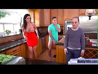 Sex Tape With Big Tits Nasty Hot Housewife (Reagan Foxx) movie-21