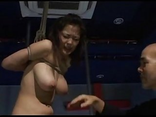 Breast slapping a Japanese milf view more japanesemilf xyz