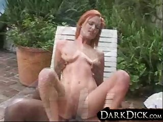 Donna marie anal interracial fucking