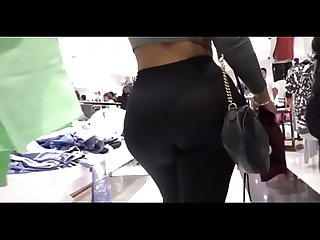 thick booty milf mall