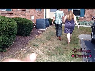 Busted neighbor S wife catches me Recording her c33bdogg