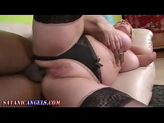 Ass fucked mature slut