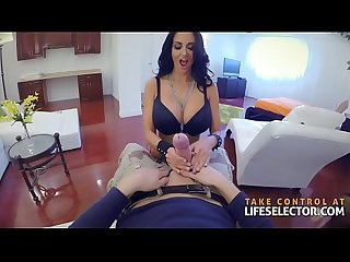 Ava addams huge boobs in action pov