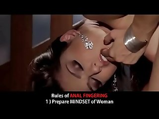 ANAL FINGER - Sunny Leone Sex Tips ( How to do Anal sex EASY way Hindi )
