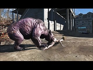 Fallout 4 creatures