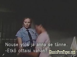 Female prison in the classic porn tapes